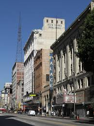 Most Beautiful Theaters In The Usa Broadway Theater District Los Angeles Wikipedia