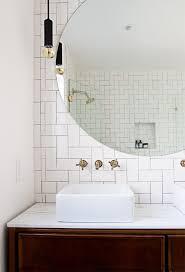 bathroom merola tile twenties diamond with stand sink vanity for