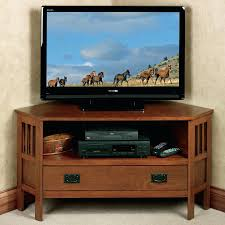 corner flat panel tv cabinet the best tvstand wood flat panel tv stand corner with oak image for