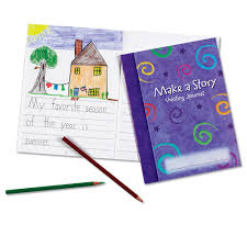 writing paper set amazon com make a story writing journal set of 10 office products