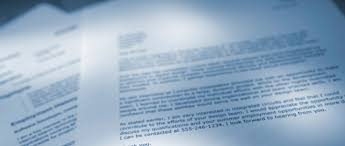 professional cover letter services