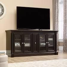 Sauder Barrister Bookcase by Amazon Com Sauder Avenue Eight Tv Stand In Wind Oak Kitchen U0026 Dining