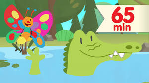 after a while crocodile more super simple songs for kids