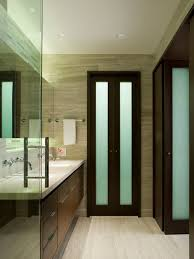 bathroom door designs frosted glass bathroom door houzz