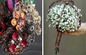 theme wedding bouquets steunk inspired wedding style ideas wedding