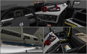 Minivan Interior Accessories New Volvo Fh16 Accessories Interior V2 2 Modhub Us