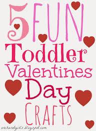 orchard girls top 5 toddler valentine u0027s day crafts
