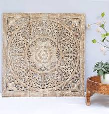 wall panel design loto authentic wooden carving simply