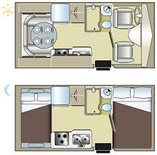 Toterhome Floor Plans 100 Motor Home Floor Plans Class C Camper Floor Plans Gurus