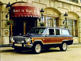 jeep station wagon lifted jeep heritage 1984 u20131991 jeep grand wagoneer sj the jeep blog