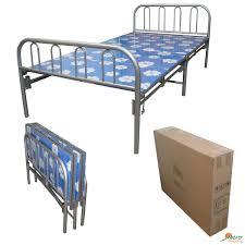 buy online folding bed single bed in nepal