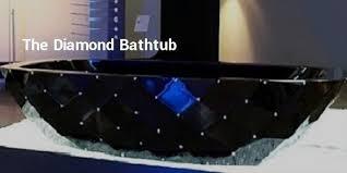 diamond bathtub 10 most expensive bathtubs expenditure successstory