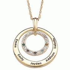 grandparent jewelry gifts 143 best grandmother necklace with birthstones images on