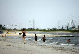 Mississippi beaches images Swimming is unsafe at these mississippi beaches jpg