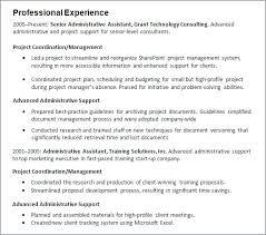 sample resume work experience format of resume resume cover letter