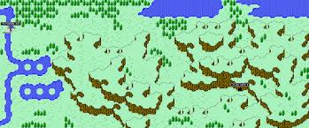 Rock Tunnel Leaf Green Map Starmen Net Mother Earthbound Zero Faqs Guides Maps Etc