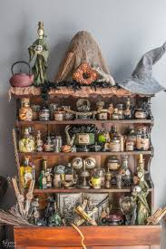 Garden Halloween Decorations Best 25 Halloween Apothecary Jars Ideas Only On Pinterest