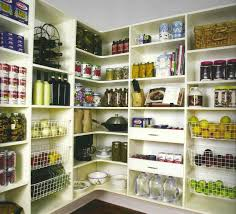 gorgeous kitchen pantry idea with multilayer design kitchen