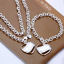 silver necklace womens images Silver necklace women necklaces pendants jpg
