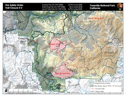 fire update august 29th 2017 yosemite national park u s