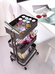 Ikea Craft Cart 23 Best Rascog Cart Ideas Images On Pinterest Ikea Raskog