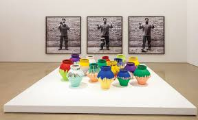 Ai Weiwei Vase Artpulse Magazine Features Ai Weiwei According To What