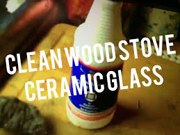 wood stove glass doors how to clean wood stove door imperial glass u0026 fireplace cleaner