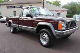 1985 jeep comanche 1988 jeep comanche lerado like new survivor with only 15 459