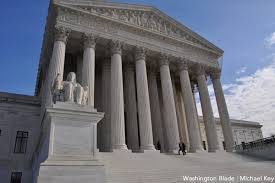 Seeking Title Supreme Court Won T Hear Seeking Title Vii Protection For Gays