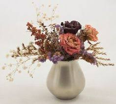 Dried Flower Arrangements Dried Flowers Arrangement In An Old Grater Flower
