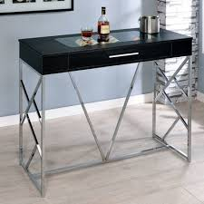 square glass pub table ophion pub table reviews joss main