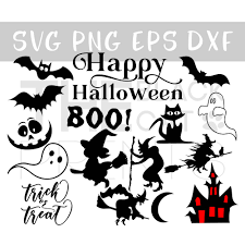 halloween and fall svg bundle dxf png e design bundles