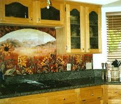 sunflower kitchen ideas sunflower kitchen decor with backsplash tile decolover net