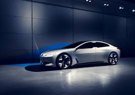electric sports cars bmw u0027s i vision dynamics concept is the electric car for the future