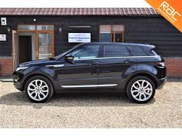 land rover range rover evoque black used 2013 land rover range rover evoque sd4 prestige lux for sale