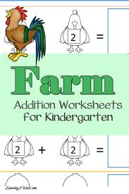 the 25 best addition worksheets for kindergarten ideas on