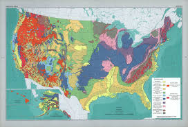Map Of Usa And Alaska by Us Geology Map The National Atlas Geologic Map Wikipedia United