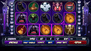 halloween slots slot machine android apps on google play