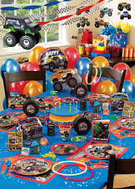 truck birthday party jam ultimate party pack birthday party ideas