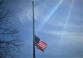 Federal Flag Half Mast 5 Friday Faves U2013 Concerning Hobbits Flag At Half Staff