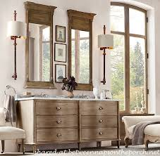 Restoration Hardware Bathroom Mirrors Amusing Restoration Hardware Bathroom Of Stunning Mirrors Home
