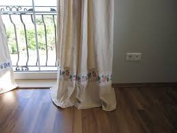 Ivory Linen Curtains Ivory Cotton Linen Curtains Country Cottage