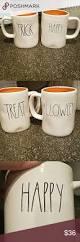 halloween coffee mug new rae dunn set of 2 halloween mugs new rae dunn set of 2