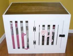 How To Build End Table Dog Crate by Making A Wooden Dog Crate Youtube