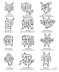 cancer zodiac tattoos for cancer zodiac sign tattoos