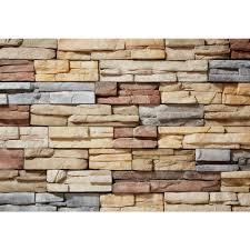 Interior Stone Veneer Home Depot Boral 8 In X 36 In Versetta Stone Tight Cut Flat Terra Rosa