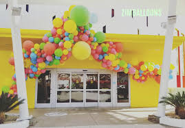 balloon delivery la events balloon specialties