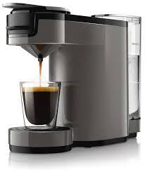 cuisine uip grise up machine à café à dosettes hd7884 31 senseo