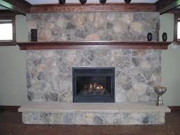 fireplace stone veneer to with natural elegant materials loversiq