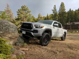 looking for a toyota tacoma my week with the 2017 toyota tacoma trd pro boulder co